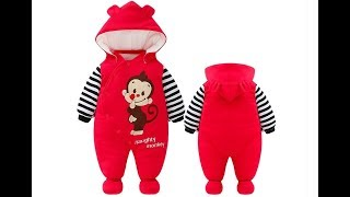 Newborn Baby Girl \u0026 Boy Onesies / Outfits / Clothes 0 - 3 Month