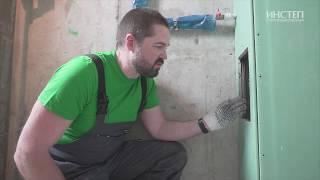 Самостоятельный ремонт квартиры своими руками ч. 3. Гипсокартон, ламинат и напольная плитка.