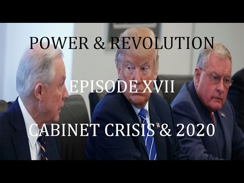 Power & Revolution | United States of America | Episode XVII | Cabinet Troubles & Reelection