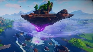 FLOATING LOOT LAKE *New Location* Cinematic Shots!!|Fortnite BR.