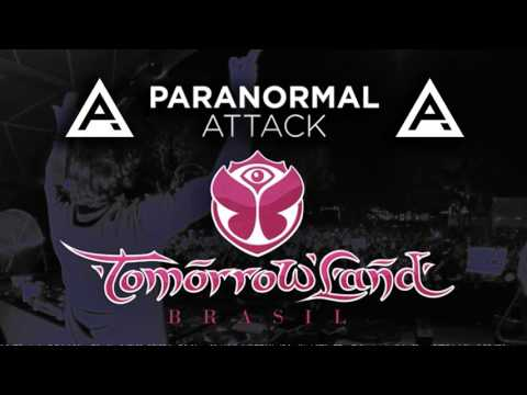 Paranormal Attack @ Tomorrowland Brasil 2016