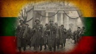 Maršas Žygis I Vilniu - Lithuanian Marching Song