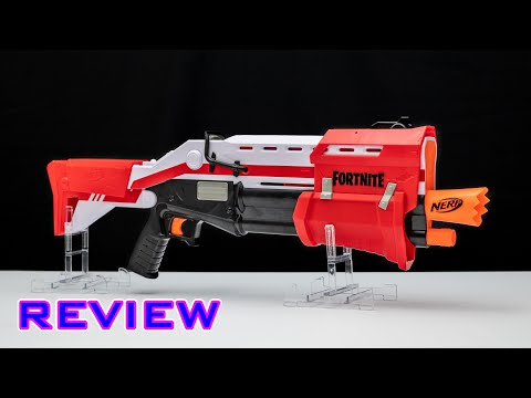 [REVIEW] Nerf MEGA Fortnite TS (Tactical Shotgun)