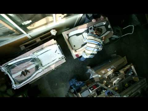 Manufacturing of Monocoque of FSAE Cars KIT11 and KIT11e