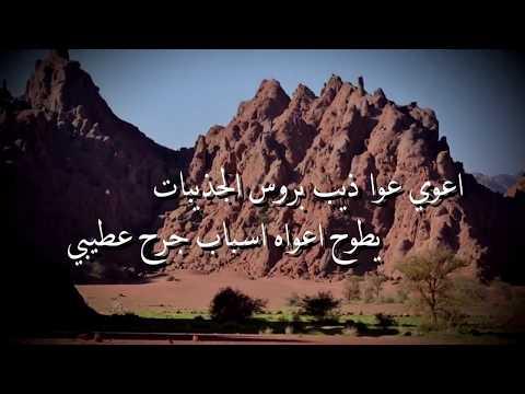 زمان العجايب   شعر   جدي الشمال   القاء   الشاعر  حمد العيد