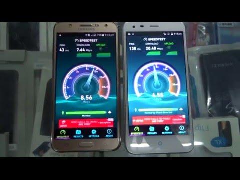 Increase Reliance Jio 4G