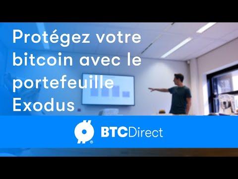 Protégez Votre Bitcoin Et Votre Crypto Avec Le Portefeuille Exodus