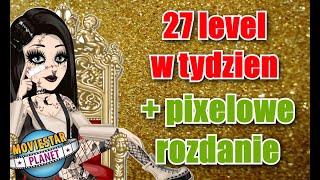 WYGRAJ PIXELA + WBIJAM 27 LEVEL W TYDZIEŃ