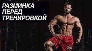 Разминка перед тренировкой | Александр Крупнов