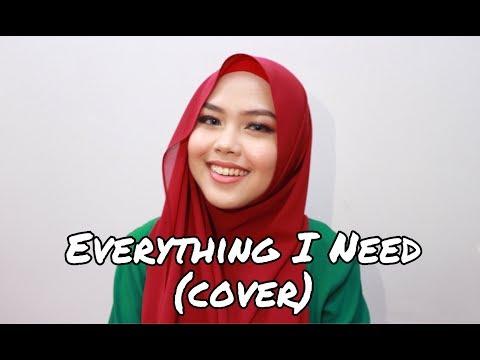 (Aquaman Soundtrack) Everything I Need - Skylar Grey (cover By Sheryl Shazwanie)