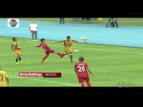 Piala Presiden 2018: Gol Fernando Rodriguez Mitra Kukar FC ( 1 ) vs Martapura FC ( 0 )