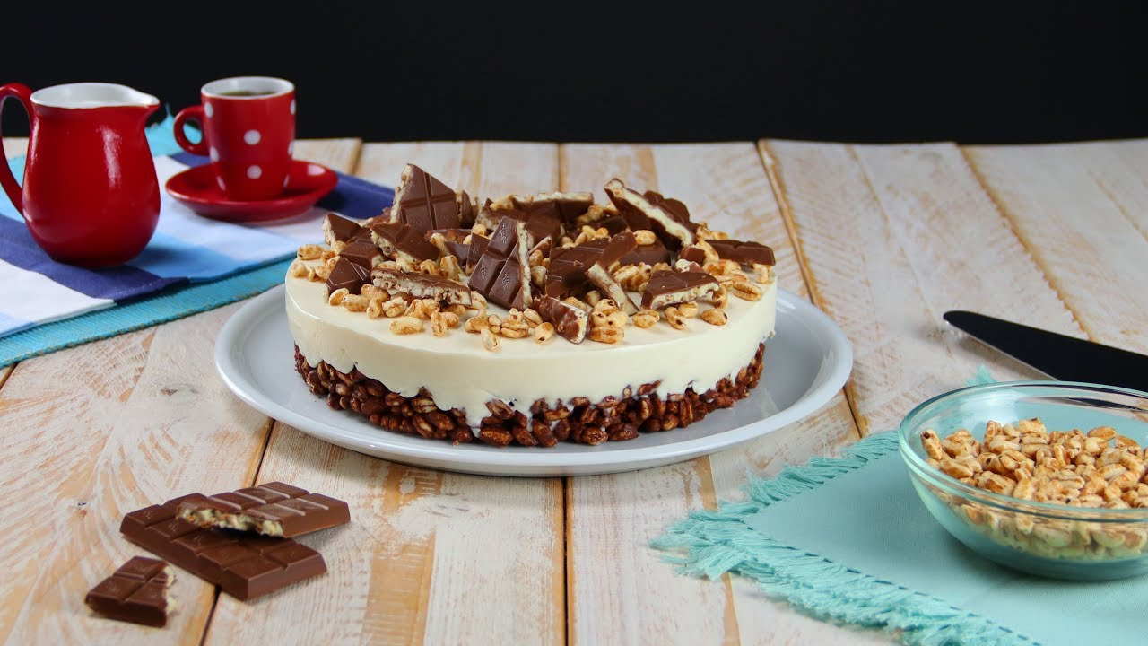 Le dessert des gourmands  gâteau Kinder Country