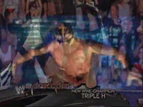 WWE Tribute  Crash  Decyfer Down