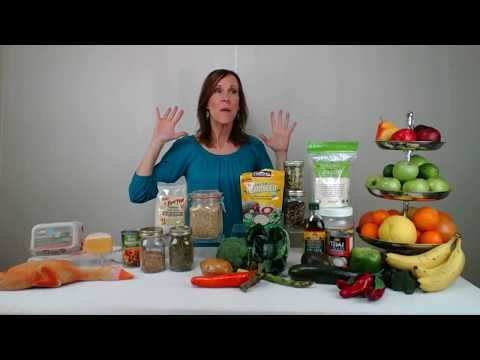Eating for Health ~ Moving Marathon: Breakin' Down the Food Thang! - Part 2