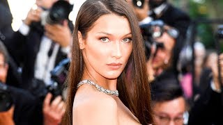Bella Hadid CLAPS BACK At Haters & Internet Trolls About Her Weight In Sexy Instagram Pic| Hollywire