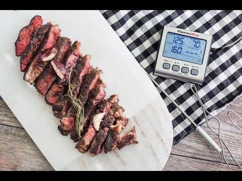 Reverse Sear Ribeye Steak | ThermoPro Recipes