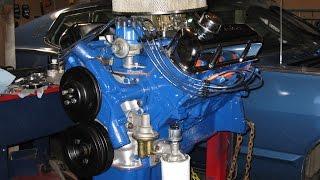 Ford FE 390 Engine Rebuild