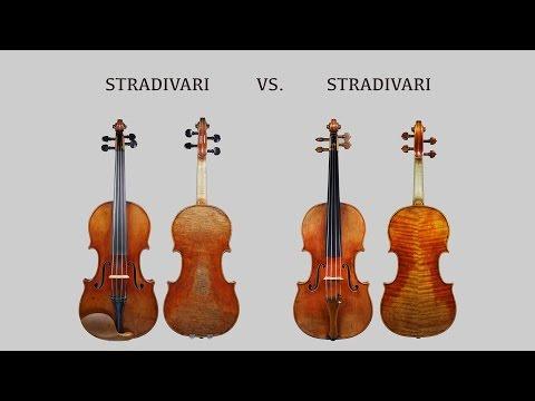 Stradivari vs. Stradivari - with Haik Kazazyan violinist