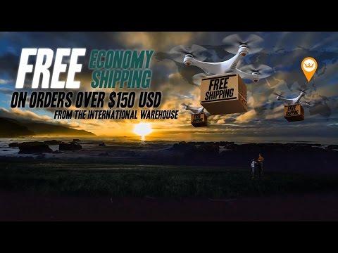 Free Shipping from HobbyKing - HobbyKing Daily