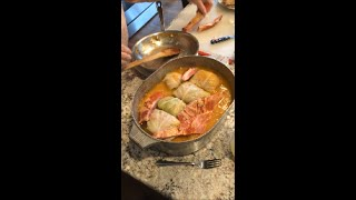 Cooking Sarma With Oma Loos