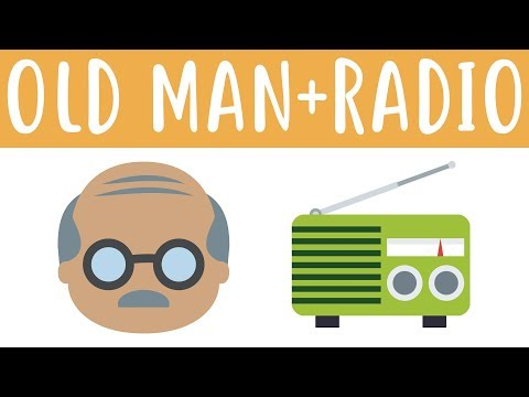 The Old Man And The Radio - Superbeginner Spanish - Tales #15