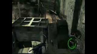 Resident Evil 5 Gameplay Mission 1