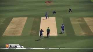 Don Bradman Cricket 14 Sri Lanka vs New Zealand | 1080p