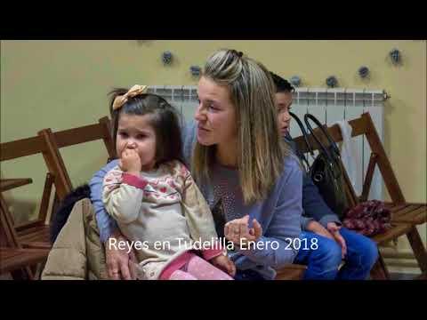 Reyes Magos en Tudelilla 5 Enero 2018