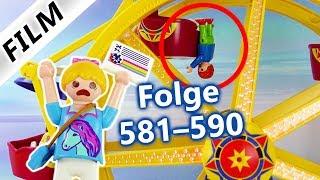 Playmobil Filme Familie Vogel: Folge 581-590   Kinderserie   Videosammlung Compilation Deutsch