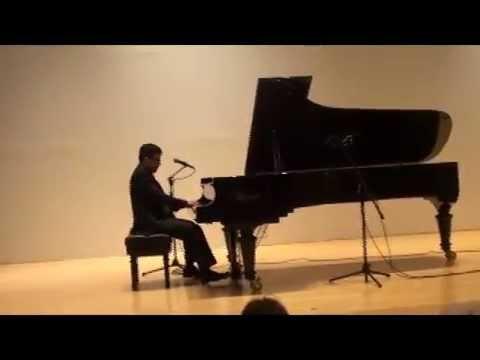 Madman Across the Water (E. John/B. Taupin) Luis Echeverria, Piano Recital