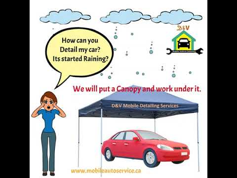 Do you detail if its Raining