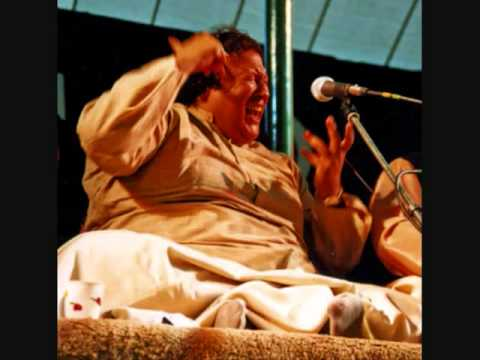 Mainu Chad Ke Kali - Ustad Nusrat Fateh Ali Khan - ( Part 2-2 ) - by roothmens