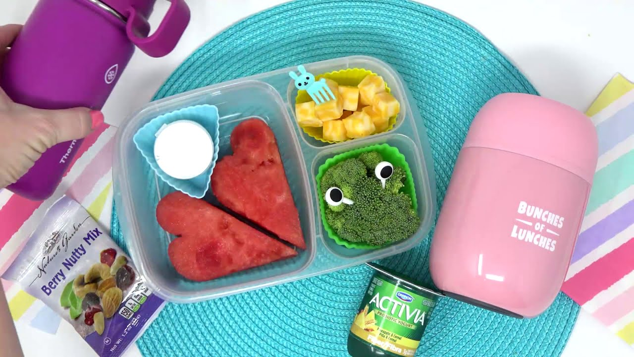 78f68491a58c GOOBER Sandwich? 🥜 New Lunch Box Kit 🍎 Bunches Of Lunches