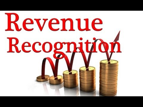 Revenue Recognition Realisation Video - Learn Accounting Online