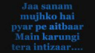 Ja Sanam Mujhko Hai - Raj Innocent - http://rajladhani.wix.com/rsladhani