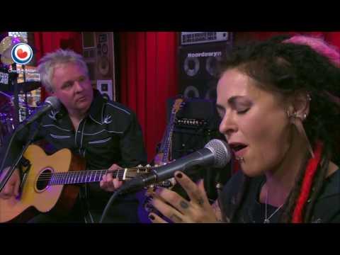 Dilana yn Noardewyn Live #omropfryslan