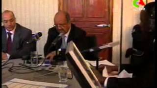 وزير الاتصال عبد القادر مساهل في زيارة عمل لولاية تمنراست