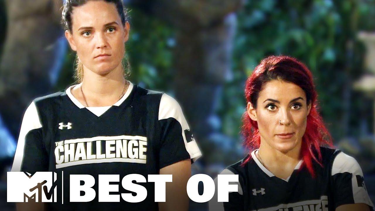 Cara Maria vs. Laurel 💪 The Challenge: Biggest Beefs