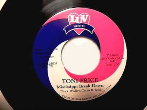 "Toni Price ""Mississippi Break Down"""