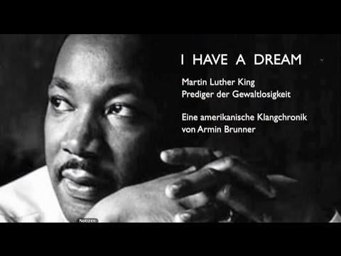 Martin Luther King Rede Deutsch
