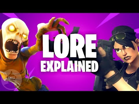 Fortnite Lore Explained - How Battle Royale Connects To Save The World | The Leaderboard