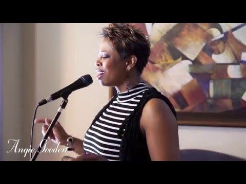 Angie Gooden sings (Fall For You) By Leela James
