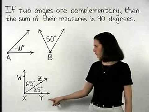 Geometry Basics - MathHelp.com - 1000+ Online Math Lessons