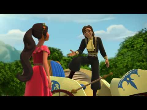 Feel Free to Have Fun   Aimee Carrero & Tyler Posey  Elena of Avalor Prince Too Charming