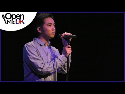 CREEP – RADIOHEAD performed by ARNOLD FORTUNA at Open Mic UK music competition