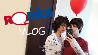 [Vlog] Romics 2019 winter edition // It, Shera, Stranger Things, Umbrella Academy, Spiderverse