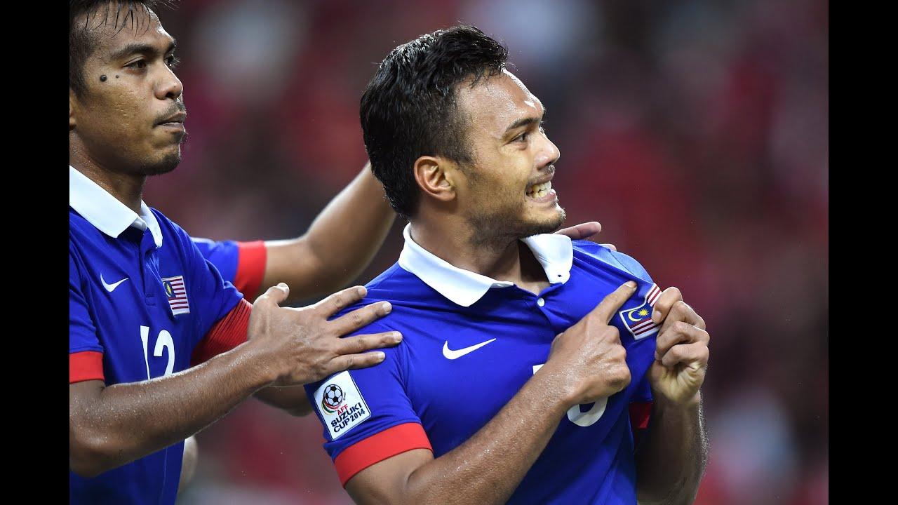 Singapore vs Malaysia: AFF Suzuki Cup 2014 Highlights - YouTube