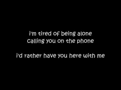 Missin' You Like Crazy - Michael Alvarado Ft Carissa Rae Lyrics