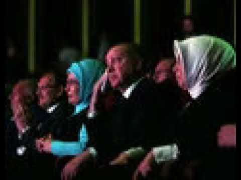 Erdoğan onu görünce gözyaşlarını tutamadı