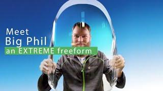 Meet Big Phil- Optimax's Largest Freeform Optic